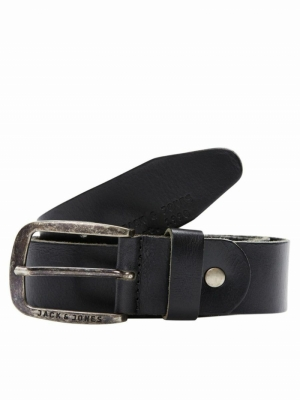 JACPAUL LEATHER BELT NOOS logo