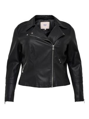 CAREMMY FAUX LEATHER BIKER NOO logo