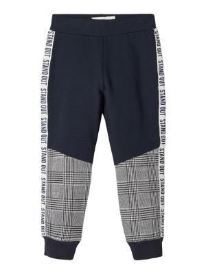 NMMTOMS SWEAT PANT BRU logo