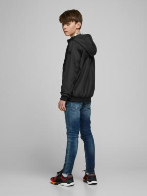 JJESHALE JACKET NOOS JR 178012 Black