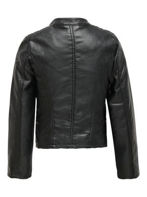 KONFREYA FAUX LEATHER BIKER OT logo