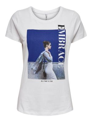 ONLINDRE LIFE FIT S-S GIRL TOP 190858002 Brigh