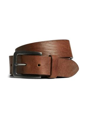 JACVICTOR LEATHER BELT NOOS logo