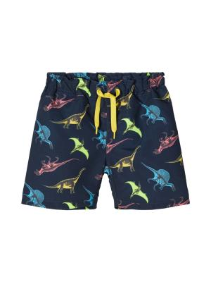 NMMDINO LEV LONG SWIMSHORTS NO logo