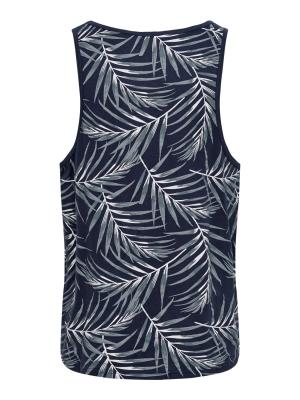 ONSIASON REG TANK TOP 192818 Dress Bl