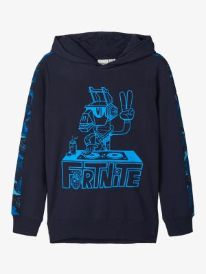 NKMFORTNITE NIEL SWEAT LIC logo
