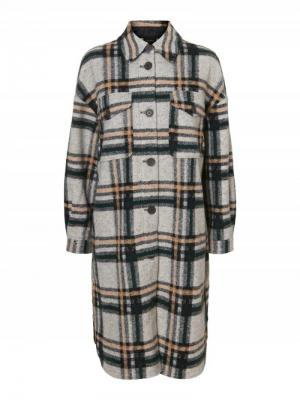 VMCHRISSIE LONG CHECK SHIRT GA logo