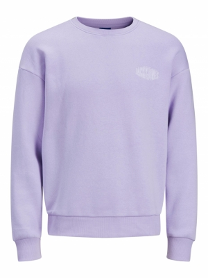 JORPRESTON SWEAT CREW NECK LTN 177005001 Laven